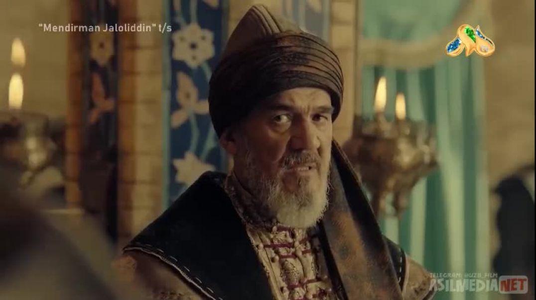 Mendurman Jaloliddin 5-QISM UZBEK TILIDA SERIAL TURK TAS IX ONLINE