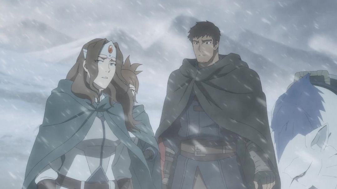 Dota: Dragon's Blood / Дота: Кровь дракона. 3 серия. [JAM CLUB]
